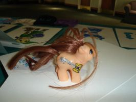 Sora My Little Pony Custom by AnimeAmy