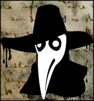 Plague Doctor by punksafetypin