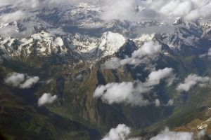 DSC 0482 Above The Alps by wintersmagicstock