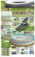 Estadio Green Point-Infografia by AngelCaido