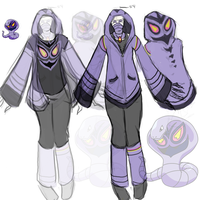 Arbok Hoodie: Rough Design by Flaming-Scorpion