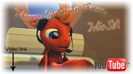 Mary Late Christmas From: MicSet by Dragon-V0942