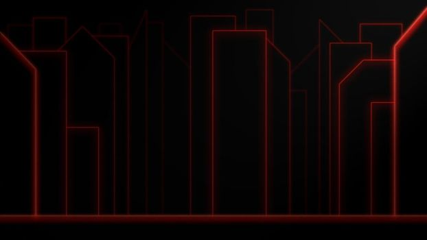 Neon City by quantumdylan