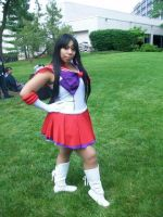 Super Sailor Mars by MelodicMitsuki