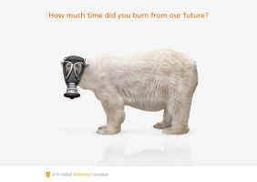 Anti global Warming Campaign 1 by shawkash