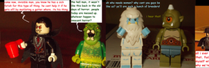 HOUSE OF TOYS: LEGO MONSTER MEETING by TMNTFAN85