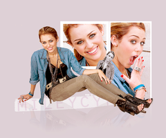 Miley Cyrus II by itsrose