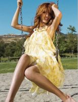 Bella Thorne On Swingset by Bella--and--Zendaya