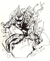 Carnage by Darthmiller