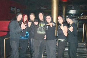 ME with Cradle of Filth by Ozzyhelter