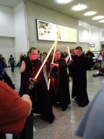 Attack of the Sith by nightshade-keyblade