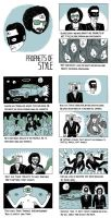 Prophets Of Style Comic by Teagle
