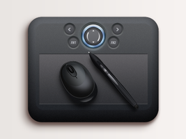 Wacom by Icondesire
