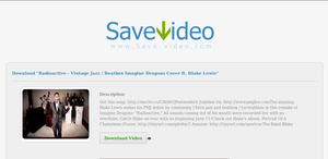 Save-Video-tela1 by malvescardoso