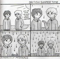 British Summer Time 2 by BeckyBumble