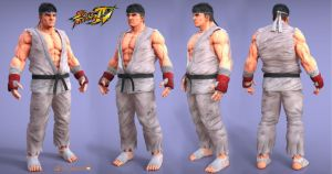 Ryu - Street Fighter by guugoo