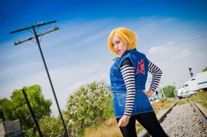 Dragon Ball Cosplay Contest - #11 Rina Inverse Mx by miccostumes