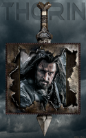 Thorin Oakenshield by LadyCyrenius