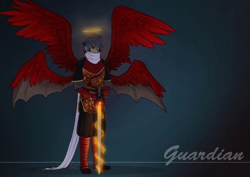 Guardian - Fire by Methanoos