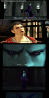 DMC5 Jester's Reaction by DanteRedgraveSparda