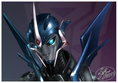 Arcee Wallpaper by 14-bis