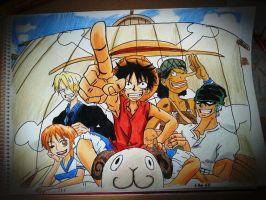 One Piece by aBunny15