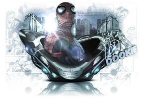 Sign Spider Man by lathreel