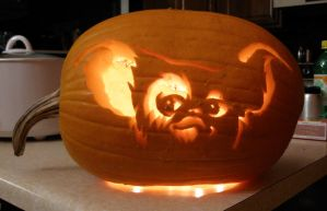 Gizmo Pumpkin by hondahb6