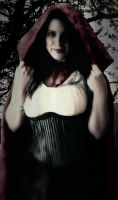 Red Riding Hood from Once Upon a Time in the Woods by PhoenixForce85