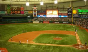 Tropicana Field 3 by prettyinpink2748