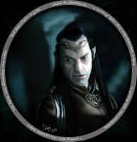 Elrond - Lord of Rivendell by Ondjage