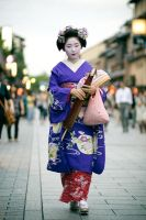 Sayaka of Gion by toshiaq