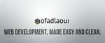 My Codecanyon portfolio header by ofadlaoui