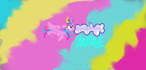 channel art youtube by crystalsparkle-pony