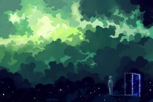 Green Dream by Hangmoon