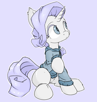 Rarity test [hoodied] by Ando-1000