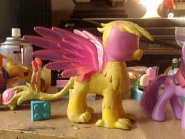 WIP: Mostly done Gilda sculpt by Oak23