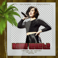 Photopack PNG / Demi Lovato / 108 by PamHoran