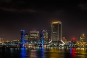 Downtown Jacksonville by RoyalImageryJax