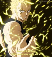 Fairy Tail: Laxus by AR-UA