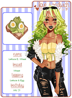 LS: Slutty Lettuce by Shrimpoop