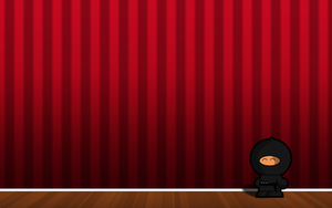 Single ninja wallpaper by tomge