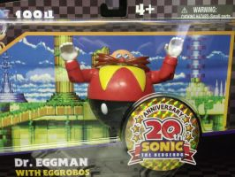 Dr. Robotnik can't get out of his prison! by forever-at-peace