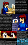 A Favorite Memory - Page 3 of 25 by wolfshadow6