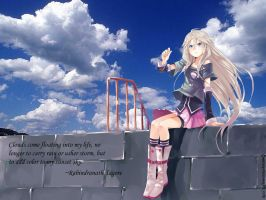 Sky - Vocaloid IA by OneCry