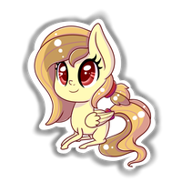 Chibi commission : Alice by PumpkinKikile