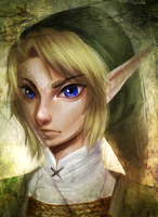Link's a babe. by mr-tino