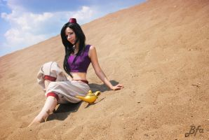 Fem!Aladdin (2) by Junica-Hots