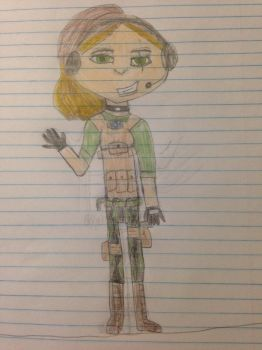 My Call of Duty OC :3 by Warchick123