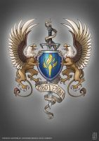 Coat of Arms - Thisdan by GaiasAngel